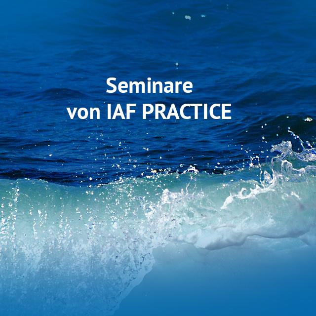 Seminare | IAF Practice